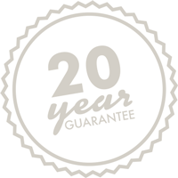 20 Years Guarantee