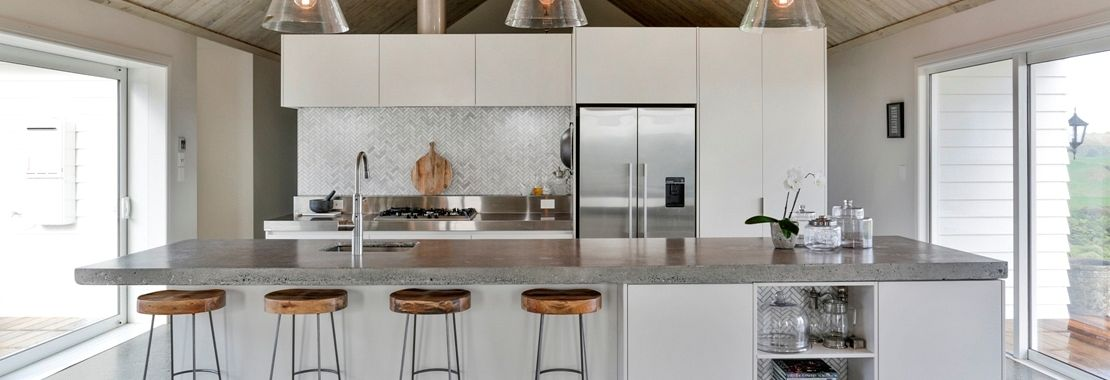 MODERN COUNTRY KITCHEN FEATURED ON STUFF.CO.NZ | Carlielle ...